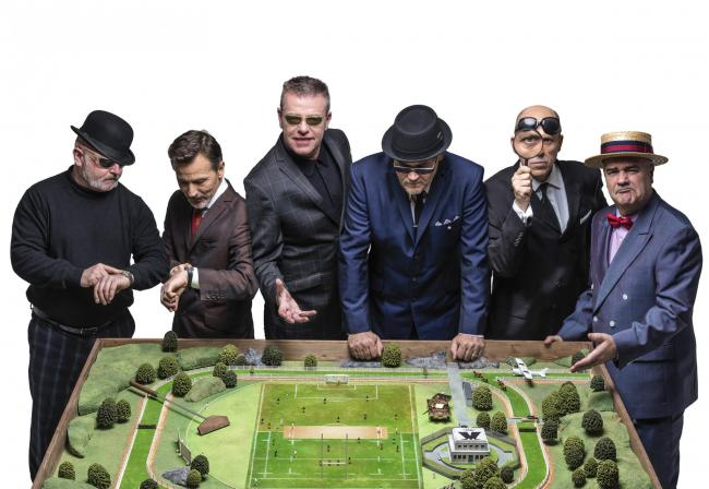 Under starter's orders: Madness play Newbury