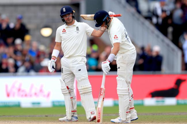 Rory Burns and Joe Root help England fight back | Banbury Cake