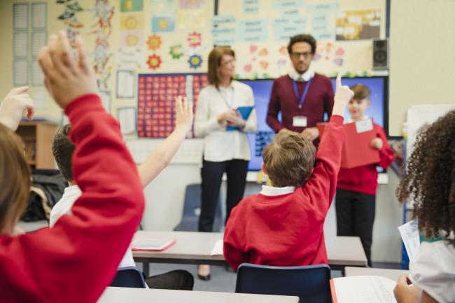 Oxfordshire schools extra government funding - pic. Getty