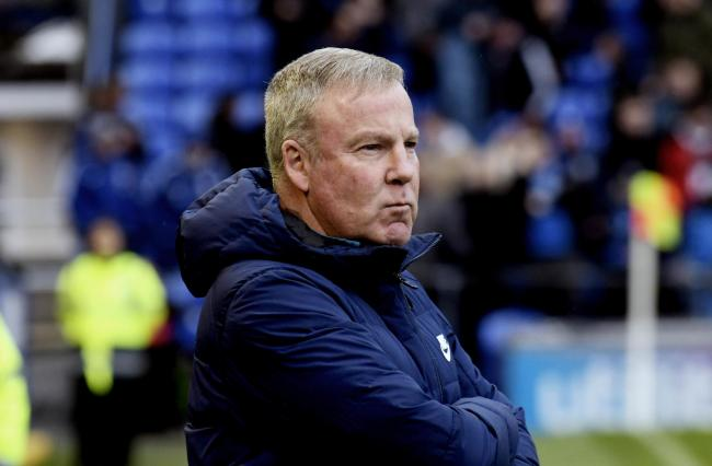 Kenny Jackett Picture: David Fleming