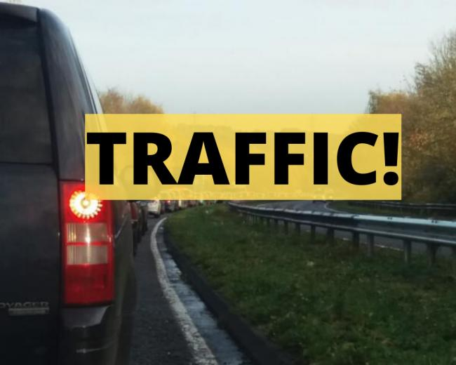 'Really serious' crash on A34