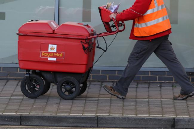 Police warn of new 'Royal Mail' scam after Christmas post delays
