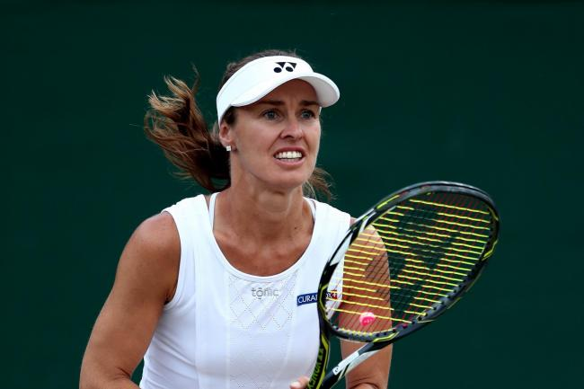 Martina Hingis will play in the Champions Tennis event at the Royal Albert Hall