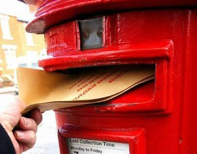 Royal mail will stop using signature machines and leave parcels on doorsteps