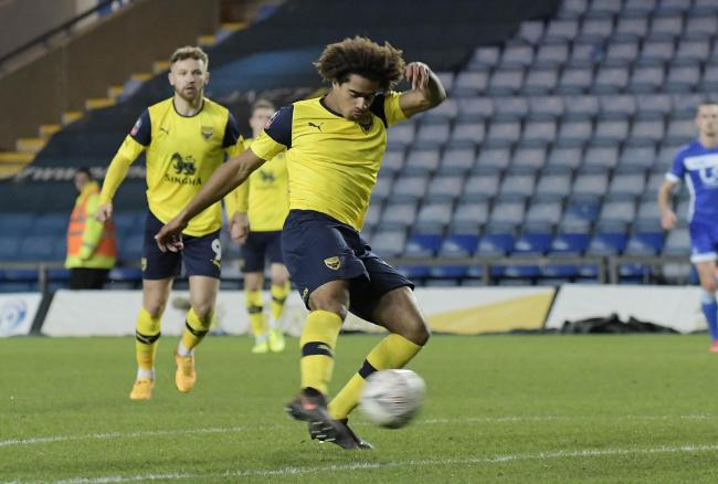 Oxford United loan out Fabio Lopes to non-league side