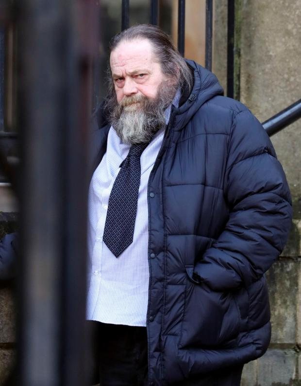 Banbury Cake: Wayne Rickard outside Reading Crown Court. Picture: Steve Parsons/PA