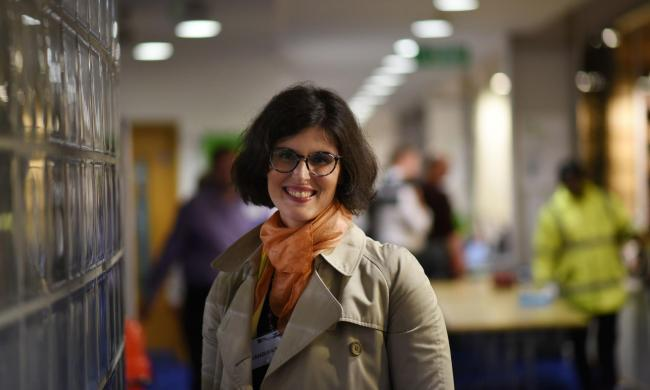 Oxford West and Abingdon MP Layla Moran.