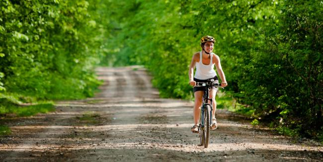Cycling routes in Oxfordshire are being improved with the cash.
