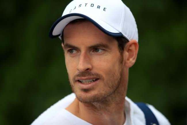 Andy Murray will play Stan Wawrinka in the first round of the French Open