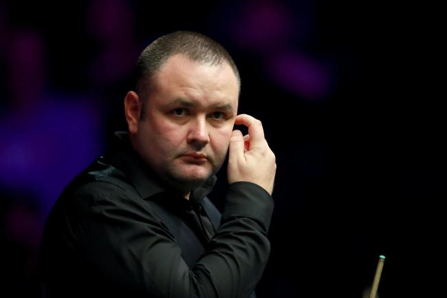 Maguire was gutted after a sorry showing against Gould saw him crash out at the Crucible once again