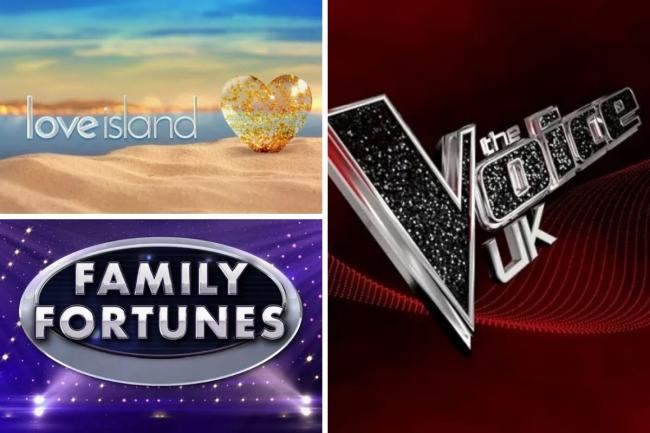 Love Island, The Voice and Family Fortunes: The ITV shows looking for contestants. Pictures: ITV