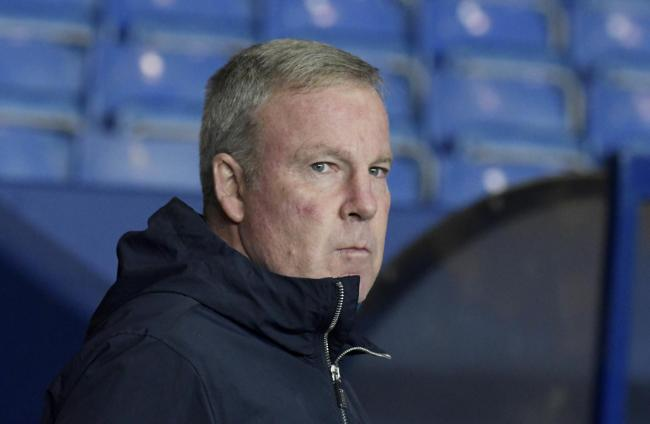 Portsmouth boss Kenny Jackett   Picture: David Fleming