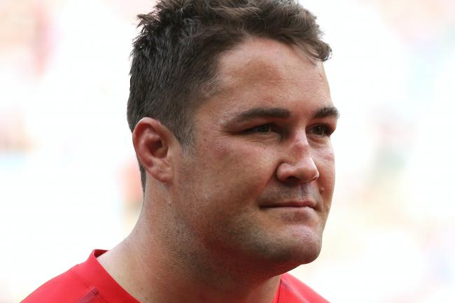 Brad Barritt is leaving Saracens at the end of the season (Paul Harding/PA).
