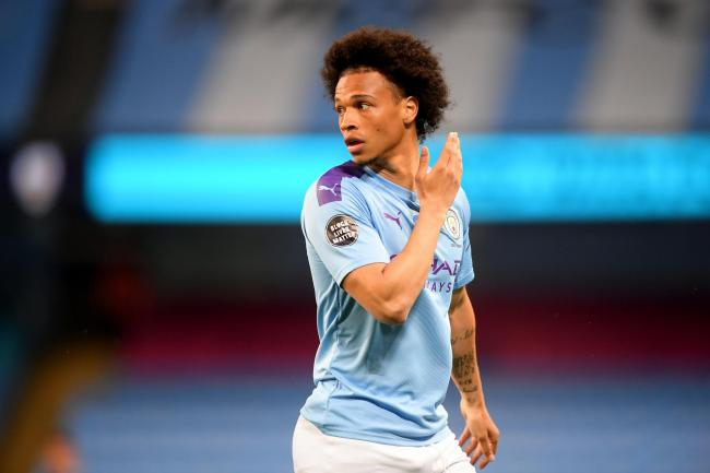 Leroy Sane has completed his move from Manchester City to Bayern Munich