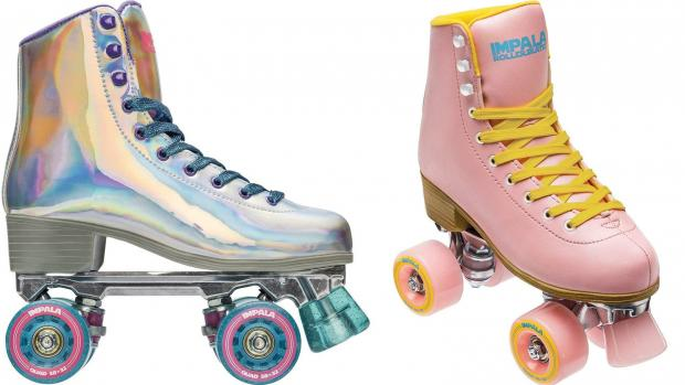 Banbury Cake: Take part in this summer's hottest trend with these roller skates. Credit: Impala / Amazon