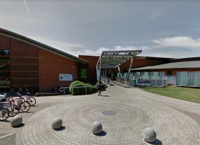 White Horse leisure centre, Abingdon. Picture: Google Maps