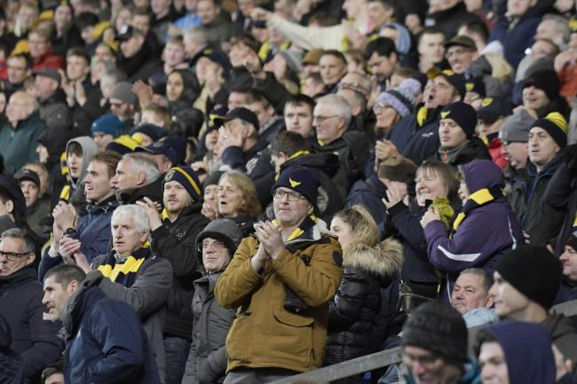 Oxford United supporters should be back in the stands from October   Picture: David Fleming