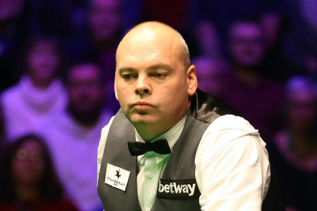2015 world champion Bingham hopes his ball sanitisation nightmare is over
