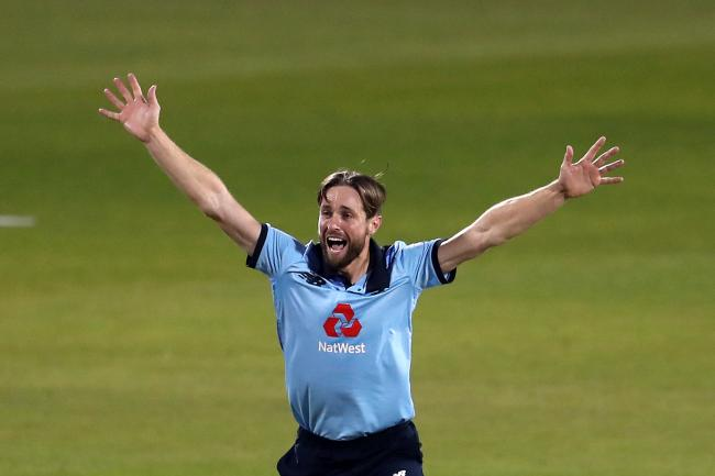 Chris Woakes hopes England can maintain their unbeaten record