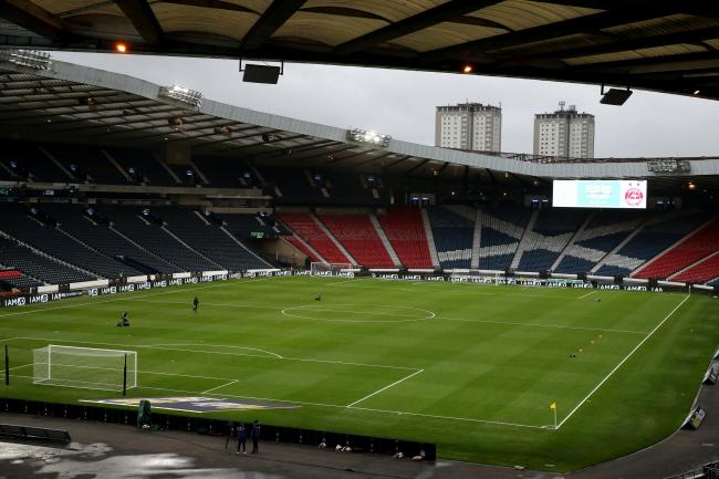 Empty stadiums are causing major financial issues for Scottish sport