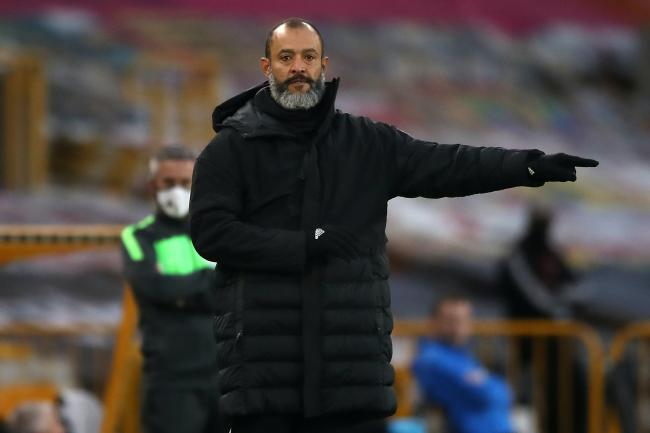 Nuno Espirito Santo dismissed suggestions Wolves have an advantage over Arsenal
