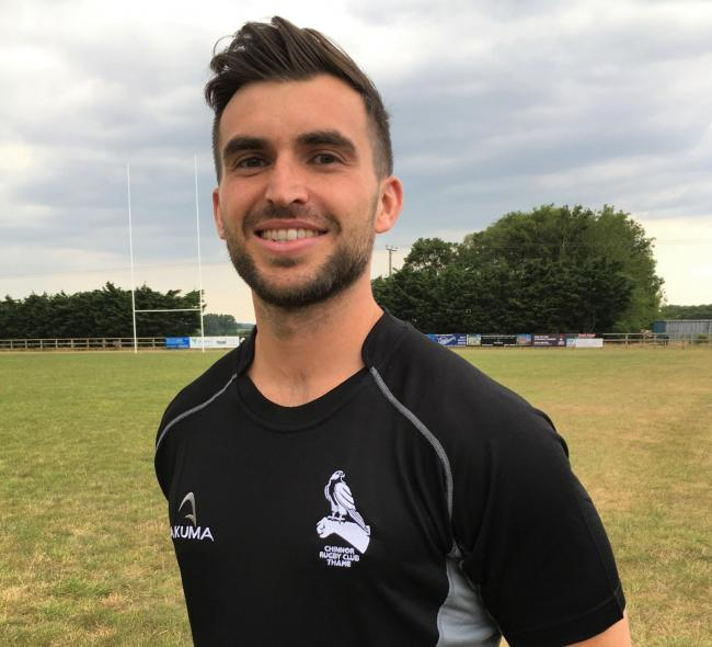 Chinnor have promoted Craig Hampson to head coach Picture: Chinnor RFC Thame