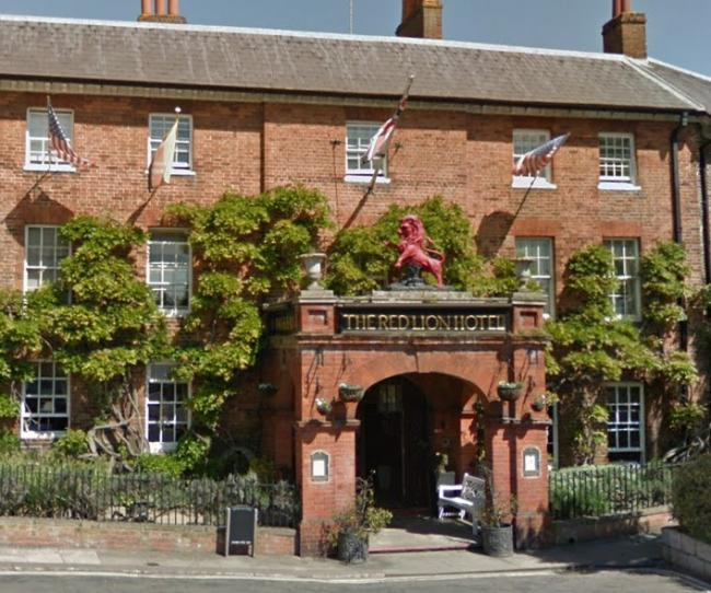 Red Lion Hotel in Henley. Picture: Google Maps.