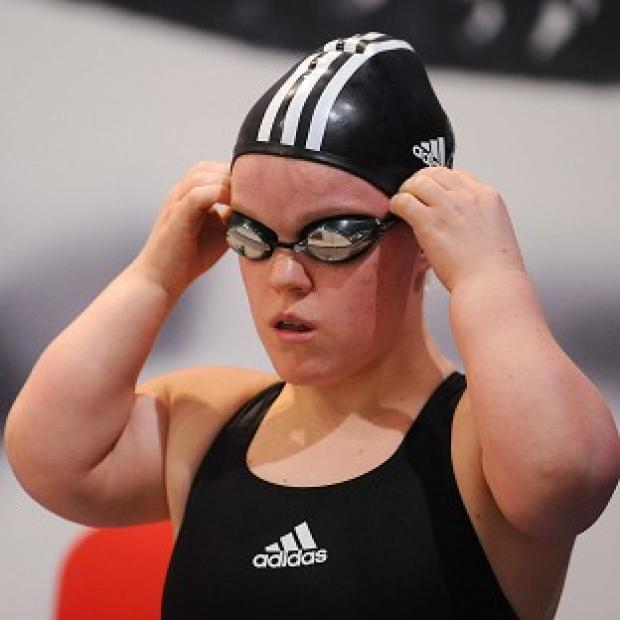 Banbury Cake: Ellie Simmonds hopes to match her double gold medal haul from Beijing