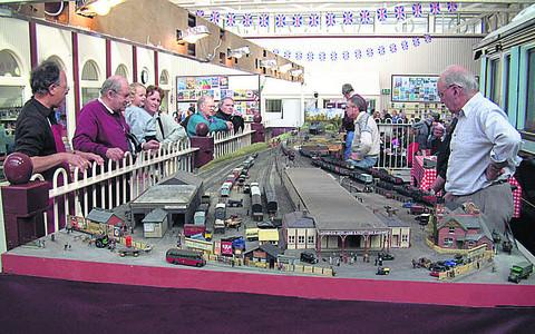 Rewley Road layout by the Oxford Model Railway Club