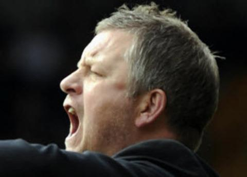 United boss Chris Wilder