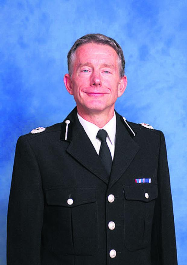 Banbury Cake: Assistant Chief Constable Richard Bennett
