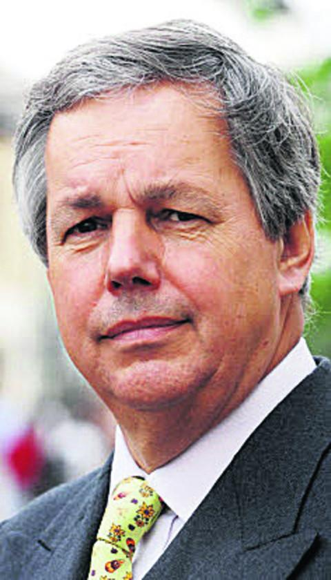 Banbury MP Sir Tony Baldry