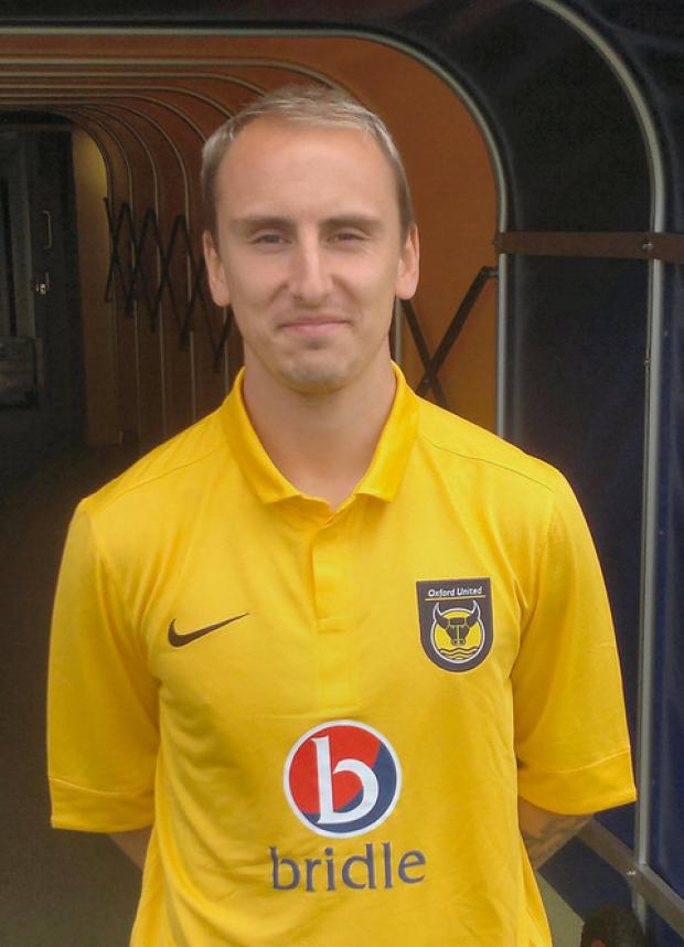 Luke O'Brien has joined Oxford United and is eligible for today's npower League Two trip to Burton Albion