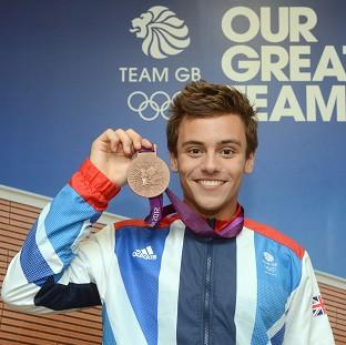Daniel Thomas will not face prosecution over an abusive message about Olympic diver Tom Daley