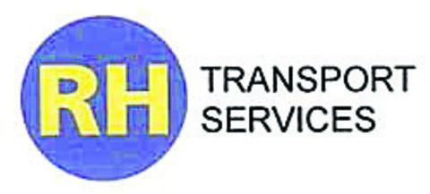 RH Transport's logo