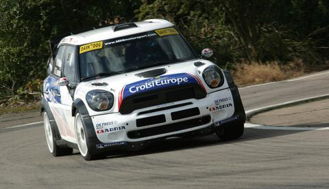 MOTORSPORT: Mini pulls out of WRC