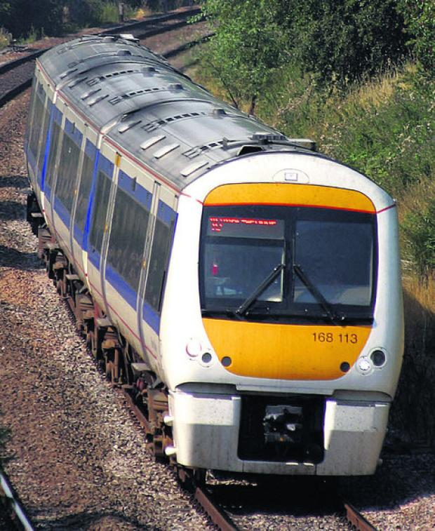 Banbury Cake: Chiltern Trains not going to Marylebone following fire