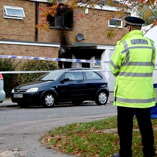 Maheen Shakoor died three days after she was rescued from a fire at her family home in Essex
