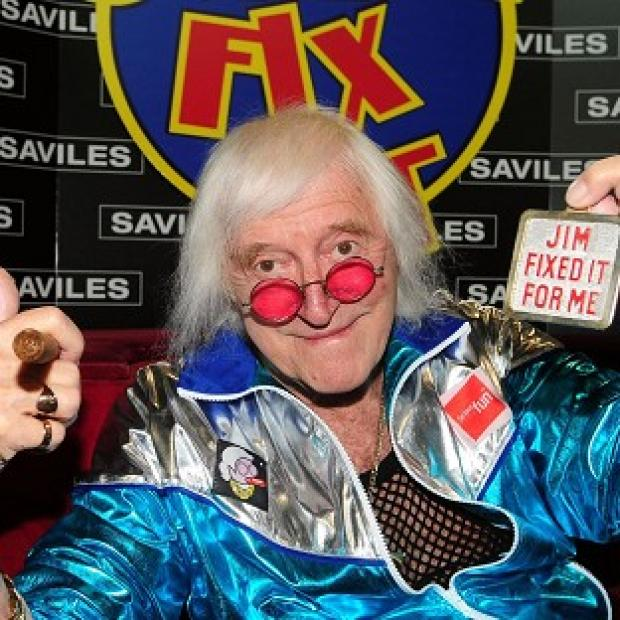 Banbury Cake: Allegations about Sir Jimmy Savile's private life were first made public in an ITV documentary a fortnight ago