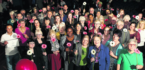 Volunteers and community groups honoured at awards