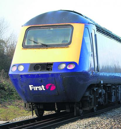 Trains cancelled after person hit by train