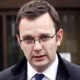 Andy Coulson is facing charges linked to alleged bribery to get information that included contact details for members of the royal family