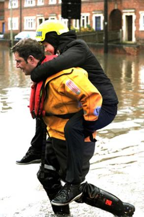 Oxfordshire was well-served by its public service workers during the floods.