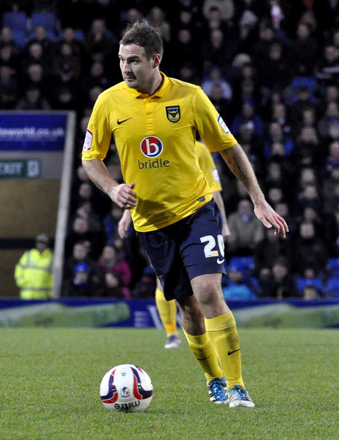 Peter Leven is one of several Oxford United players who will have benefitted from no midweek game this week