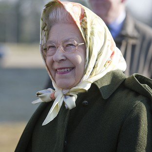 Christmas celebrations may be somewhat muted at Sandringham this year