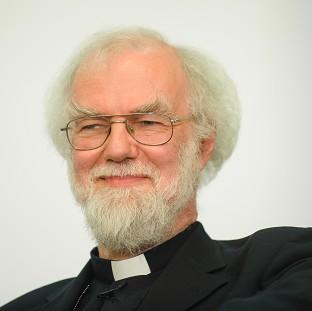 Archbishop of Canterbury Dr Rowan Williams will tell his Christmas Day congregation how victims of suffering have inspired him