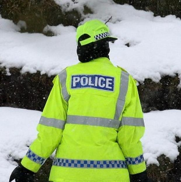 Police are investigating if a man froze to death in a Suffolk woodland