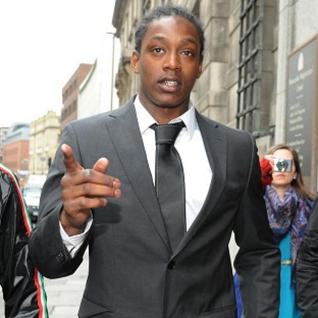 Newcastle United striker Nile Ranger is being questioned by police