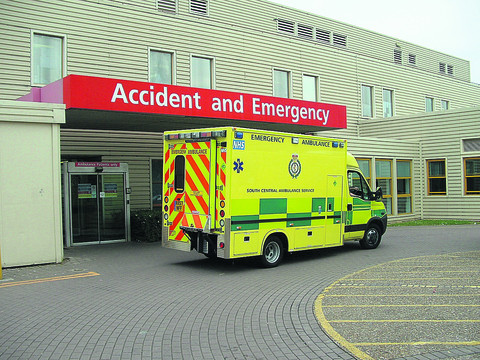 AMBULANCE SERVICE FAILURES: Cameron tells managers to sort out failure to meet response times