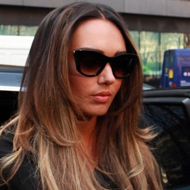 An ex boyfriend of Tamara Ecclestone allegedly tried to blackmail her for 200,000 pounds